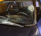 Dos personas heridas en un atropello en el casco urbano de Alsasua