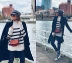 Look marinero para otoño