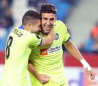 El Getafe busca el billete a los cruces ante el Krasnodar; trámites para Sevilla y Espanyol