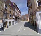 Edificio okupado en la travesía de Santa Engracia