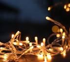 Pamplona se enciende por Navidad en San Saturnino