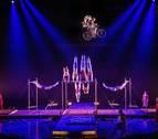 Las entradas para el Circo del Sol en Pamplona, ya a la venta
