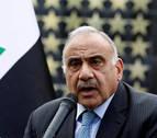 El primer ministro de Irak anuncia su dimisión tras semanas de protestas