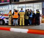 Tres  heridos en un ataque con arma blanca en La Haya