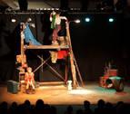 Yarleku Teatro presenta este sábado una obra en Civivox Iturrama