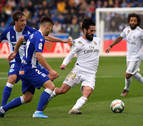 El Real Madrid asalta Mendizorroza y el liderato en solitario