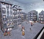 Los belenistas convocan su tradicional concurso navideño en Pamplona