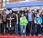 El concurso de jaca navarra reúne en Estella a 67 ejemplares