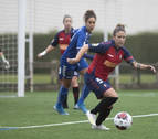 Osasuna Femenino golea al Friol y recupera el liderato (1-6)