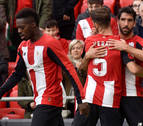 Raúl García y Yuri le dan los tres puntos al Athletic