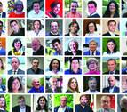 Los retos de Navarra en 60 voces