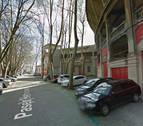 Detenido en Pamplona un joven de 19 años tras intentar robar en varios coches