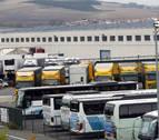 Asociaciones de transporte debatirán la instalación de la planta de residuos en Elorz