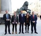 Navarra Suma y PSN discrepan sobre la estabilidad del Gobierno de Sánchez