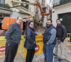 El Remigio de Tudela tendrá 9 habitaciones más con vistas a la plaza de los Fueros