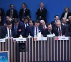 Sánchez pide a la OTAN