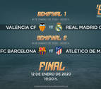 Llega la hora de la consolidación de la nueva Supercopa