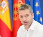 VÍDEO | San Valentín, en el debate de Presupuestos de Navarra