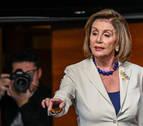 Nancy Pelosi anuncia el 'impeachment' contra Trump por sus presiones a Ucrania