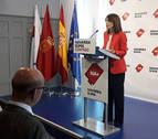 NA+ presentará enmiendas de totalidad a los tres proyectos fiscales del Gobierno foral