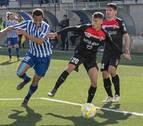 El Izarra rescata un punto contra la UD Logroñés