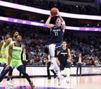 Doncic, a por un récord de Michael Jordan en el `NBA Saturdays'
