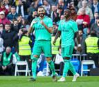 Goles franceses para la nueva victoria del Real Madrid