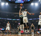 Bucks, Lakers, Celtics y Heat siguen intratables