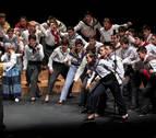 El Coro Juvenil del Orfeón Donostiarra, triunfador del concurso 'A Capella'