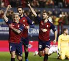 Osasuna rescata un punto de la batalla contra el Sevilla