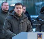 Ucrania y Rusia reanudan las negociaciones sobre el Donbás en la cumbre de París