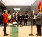 Ana Ansa toma posesión como nueva parlamentaria en el Parlamento de Navarra