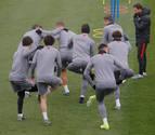 El Atlético, ante su primera final de Champions antes de recibir a Osasuna