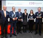 Grupo AN, Enrique Martínez, Replasa y Tutti Pasta reciben los Premios Cámara 2019