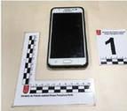 Detenido un pamplonés por el hurto de dos teléfonos móviles