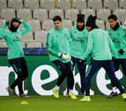 El Real Madrid visita al Brujas sin nada en juego