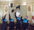 La Policía Local de Tudela suma a su plantilla 4 nuevos agentes