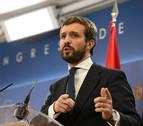 PP, Cs y Vox elogian del discurso del Rey, que apela a confiar en España