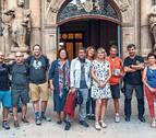 Pamplona acoge hoy un casting para la serie de televisión '3 Caminos'