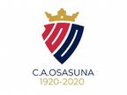 Osasuna presenta el logotipo del Centenario
