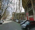 Detenido por hurto de varios móviles en coches aparcados en Pamplona