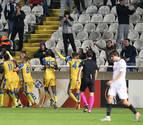 El Sevilla cierra la fase de grupos con un borrón en su expediente