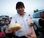 Evo Morales llega a Argentina para quedarse como