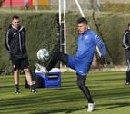 Facundo Roncaglia se perfila como lateral derecho para el partido del Wanda