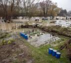 Accidentes y un espectacular rescate por las inundaciones, entre las noticias del día