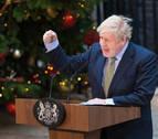 Johnson insta a pasar página del cisma del Brexit y