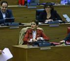 El Parlamento foral aprueba el dictamen de deducciones a prestaciones de maternidad