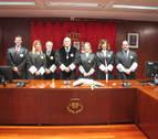 Galve toma posesión de su segundo mandato como presidente del TSJN