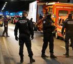La Policía mata a tiros a un hombre armado con un cuchillo en París