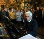 La Catedral de Pamplona muestra su arte más navideño
